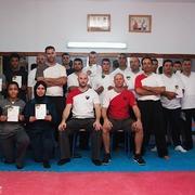 WingTsun seminář v tuniském Bizerte_DaiSifu Matthias Gold