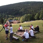 Setkání českých WingTsun učitelů ve Špindlerově Mlýně