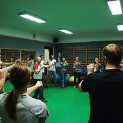 1. náborový trénink v nové WT škole v Brně - Královo Pole