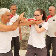 WingTsun seminář v Izraeli_velmistr Giuseppe Schembri