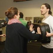 Kurz sebeobrany pro ženy v Dejvicích - Úvodní seminář