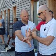Letní soustředění v Resortu Zduchovice - Sifu Jiří Schwertner