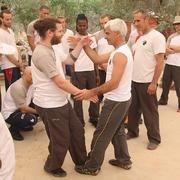 Mezinárodní soustředění v Izraeli_GM Giuseppe Schembri