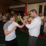 Zkouškový seminář v Třinci se Sifu Lukášem