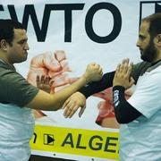 WingTsun v Alžírsku_GM Giuseppe Schembri a Sifu Jiří Schwertner