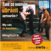 Přihlaste se na WingTsun v novém školním roce