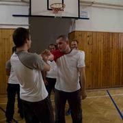 Trénink v Plzni se Sifu Lukášem Holubem