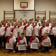 Focení tréninkových skupin školy Praha 2