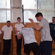 Zkouškový seminář ve Slezku se Sifu Lukášem