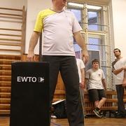 Instruktorský seminář velmistrem Oliverem Königem