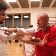 Zkouškový seminář v Brně s DaiSifu Matthiasem Goldem