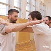 Sobotní WingTsun seminář v Plzni_Václav Chalupa