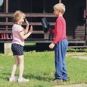 Dětský WingTsun tábor v Růžené