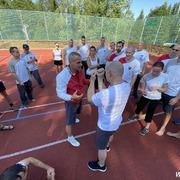 Letní soustředění_Železná Ruda 2020_Sifu Lukáš Holub_HG stupně