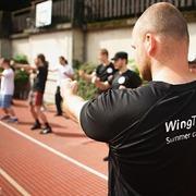 Letní WingTsun soustředění v Kytlici_Sifu Jiří Schwertner