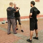 """Letní škola """"Pecínov""""_Sifu Roman Lázeňský a Jiří Schwertner"""