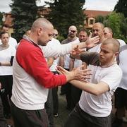 """Letní škola """"Pecínov""""_HG a pokročilí_Sifu Lukáš Holub"""