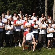 Letní soustředění_Železná Ruda_Studenti_Sifu Lukáš Holub