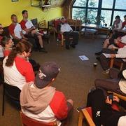 Setkání instruktorů a vedoucích WingTsun škol_Benecko